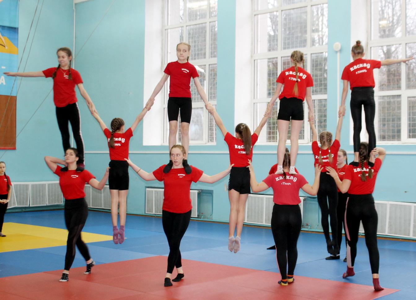 Танцоры из Твери забрали золото Кубка России