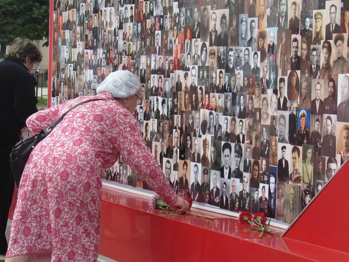 Жителям Твери предлагают создать «Стену памяти»