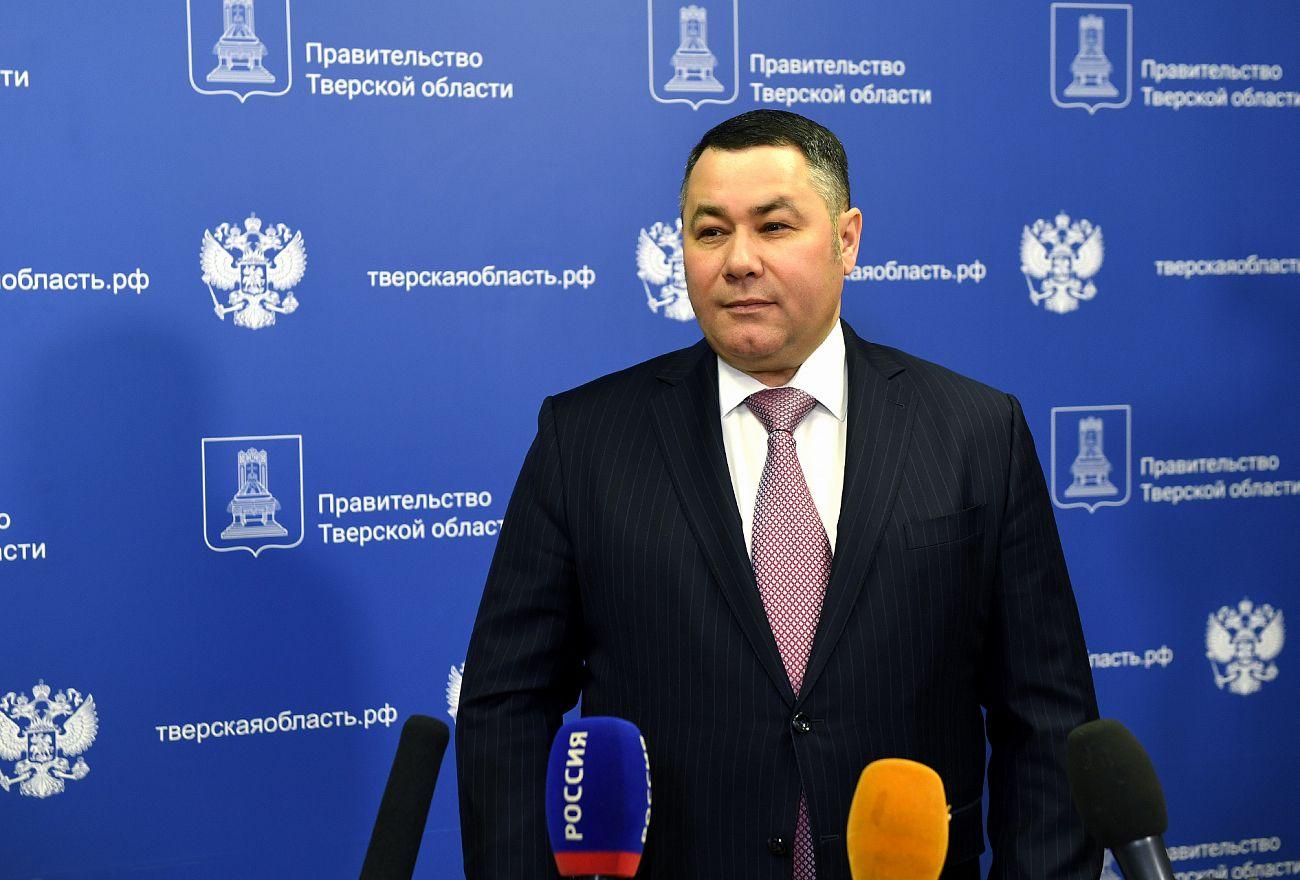 Игорь Руденя сохраняет высокие позиции в медиарейтинге