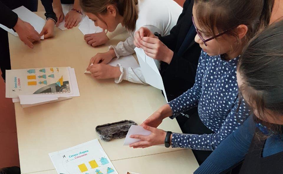 Вышневолоцкие школьники стали участниками проекта «Неугасима память поколений!»