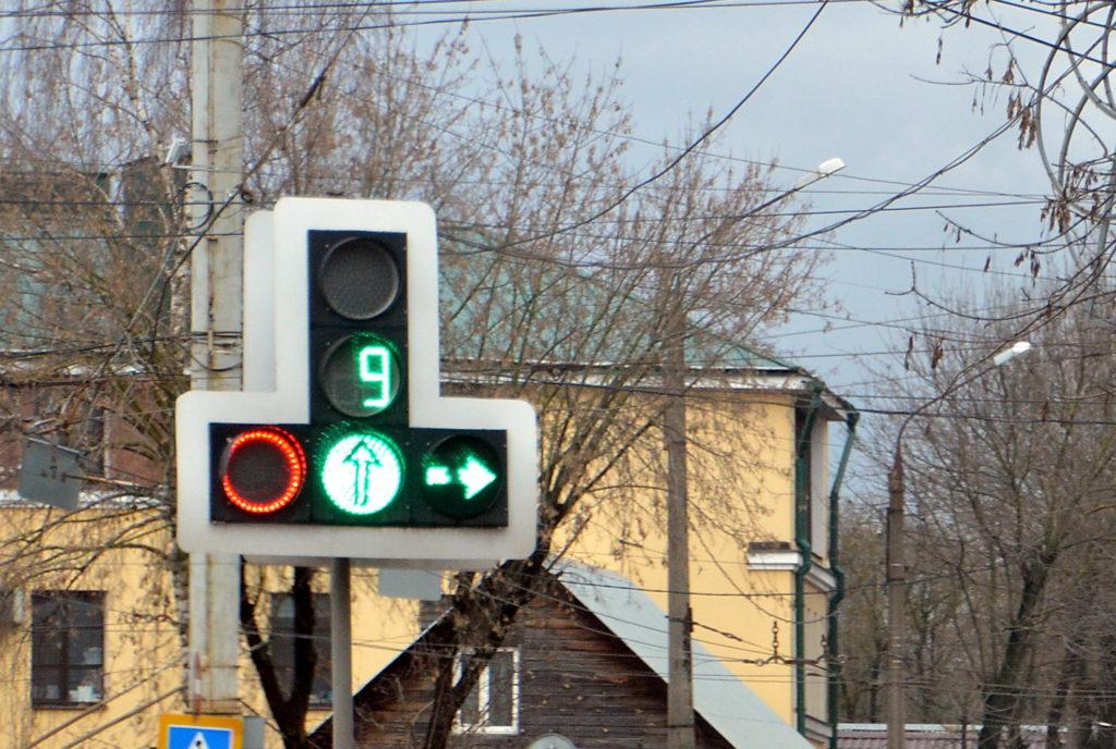 Умные светофоры появятся на улицах в Твери