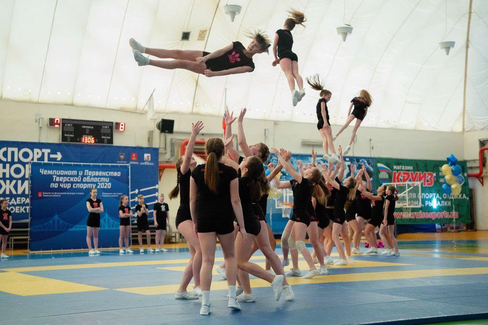 В Тверской области запрещено проведение спортивных мероприятий