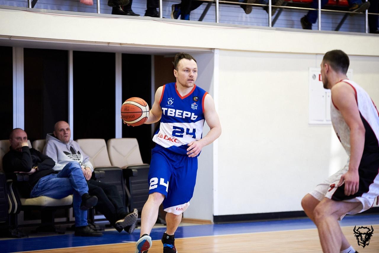 Баскетбольная команда «Тверь» объявила о новом игроке в составе