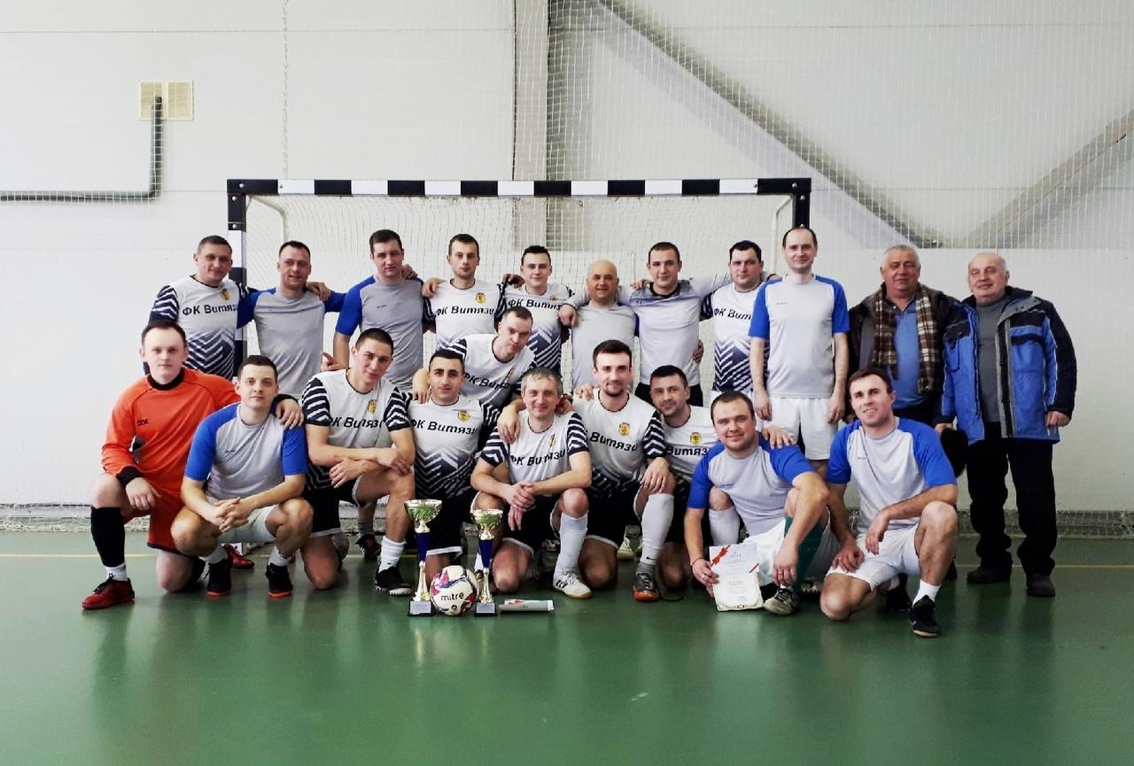 В Западной двине завершился чемпионат по мини-футболу