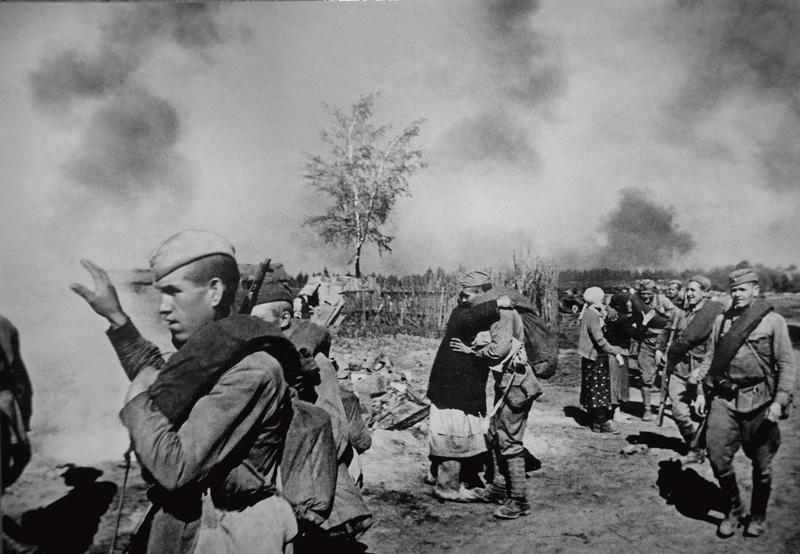 В Тверской области для оформления музея собирают фотографии участников Ржевской битвы