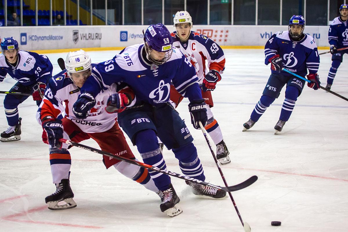 В Твери пройдут матчи плей-офф Молодежной хоккейной лиги