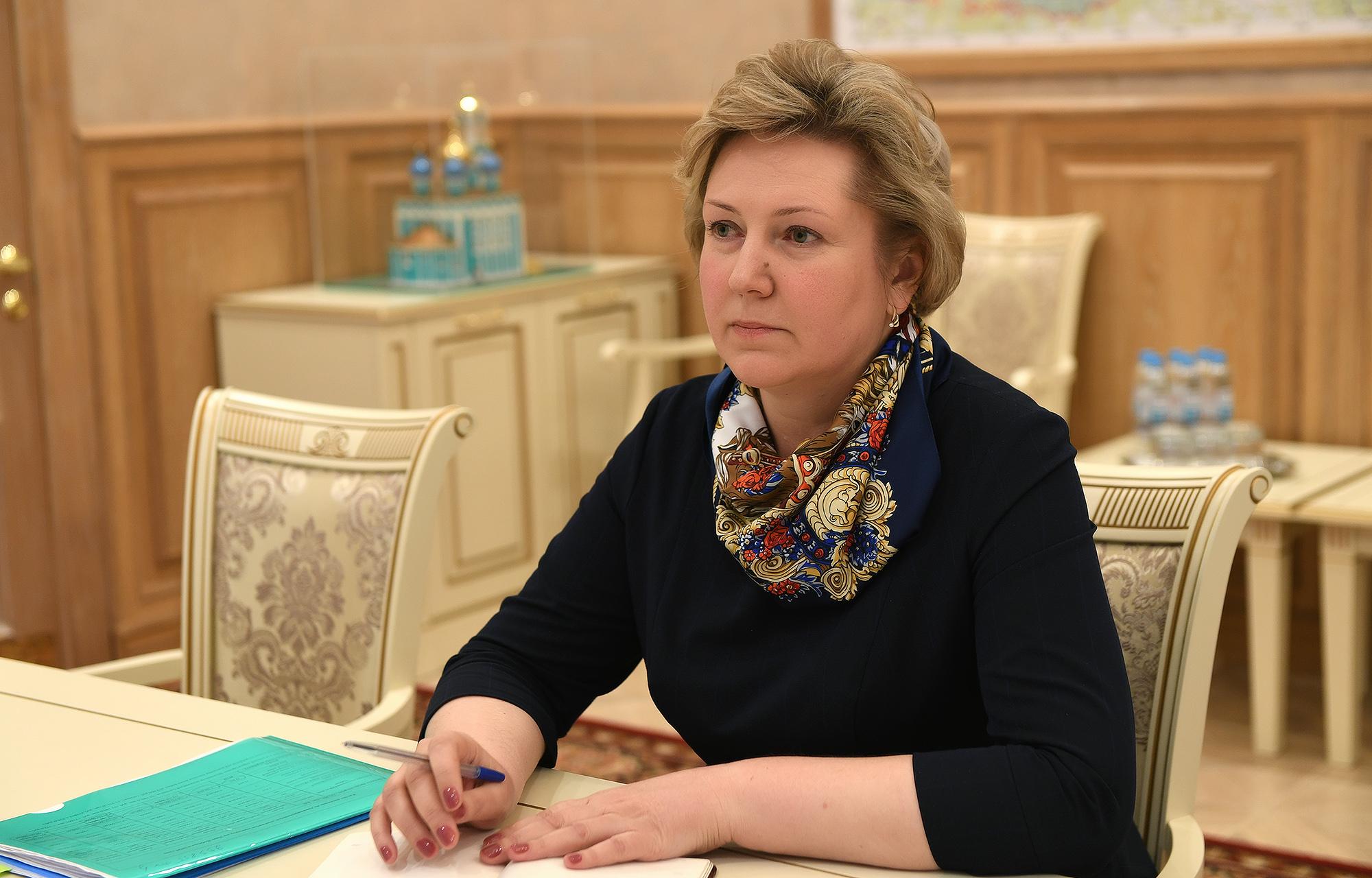 Валентина Новикова стала новым министром социальной защиты населения Тверской области