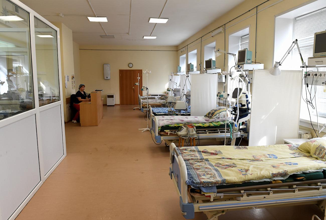 В Тверской области определили больницы, где разместят больных с коронавирусом