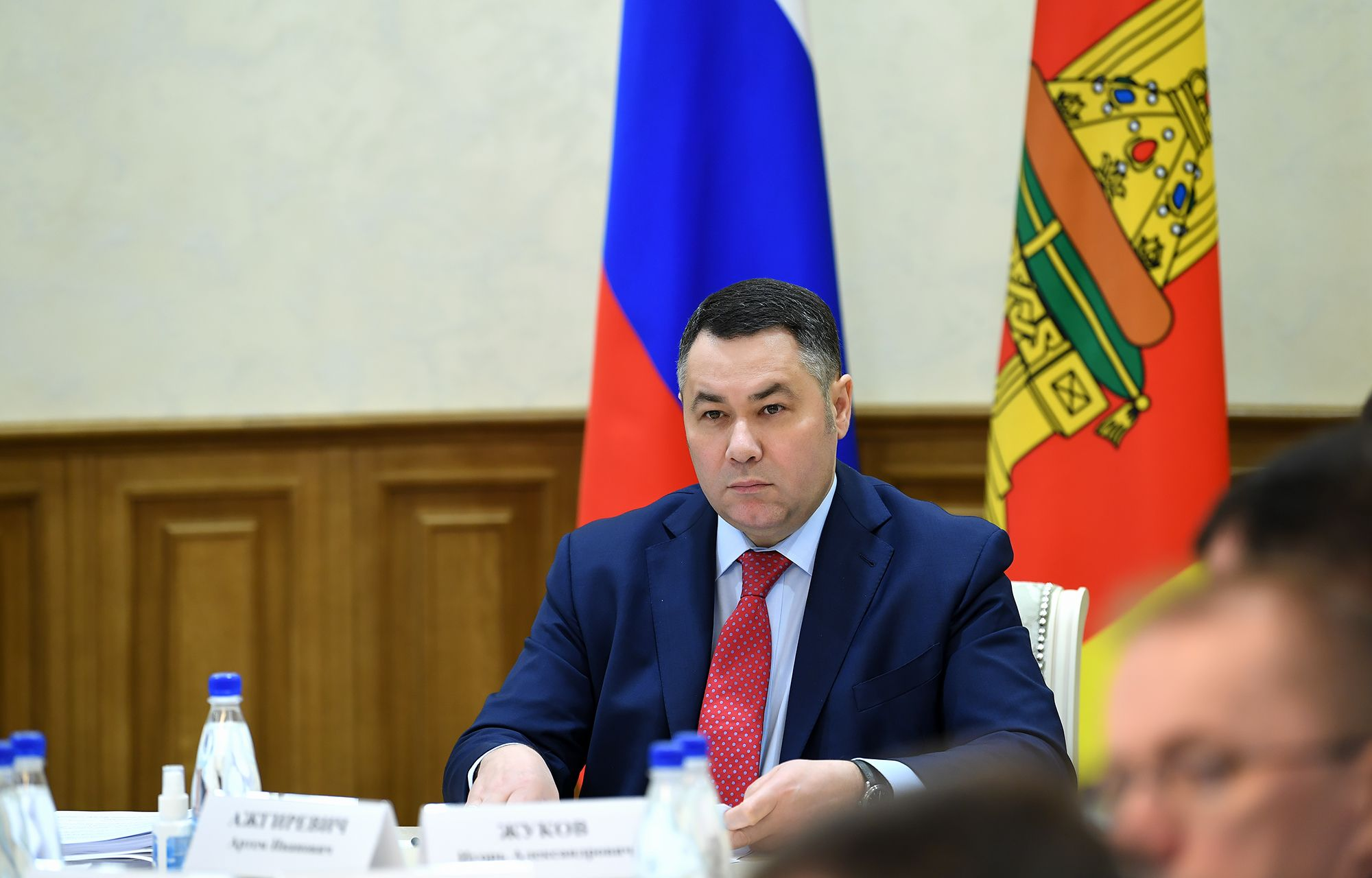 Игорь Руденя поручил главам муниципалитетов держать исполнение ограничительных мер на личном контроле