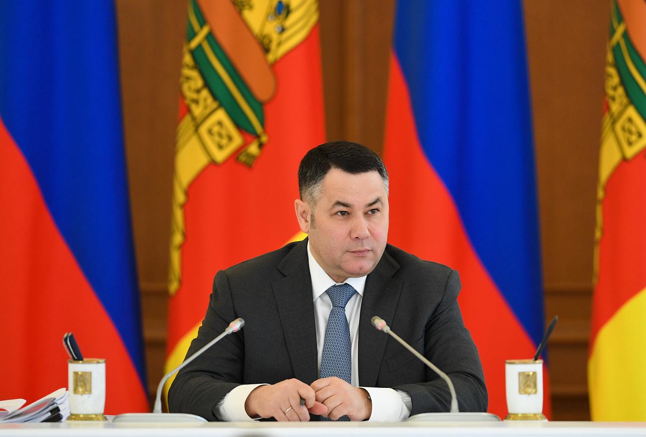 Игорь Руденя возглавил региональное отделение партии «Единая Россия»