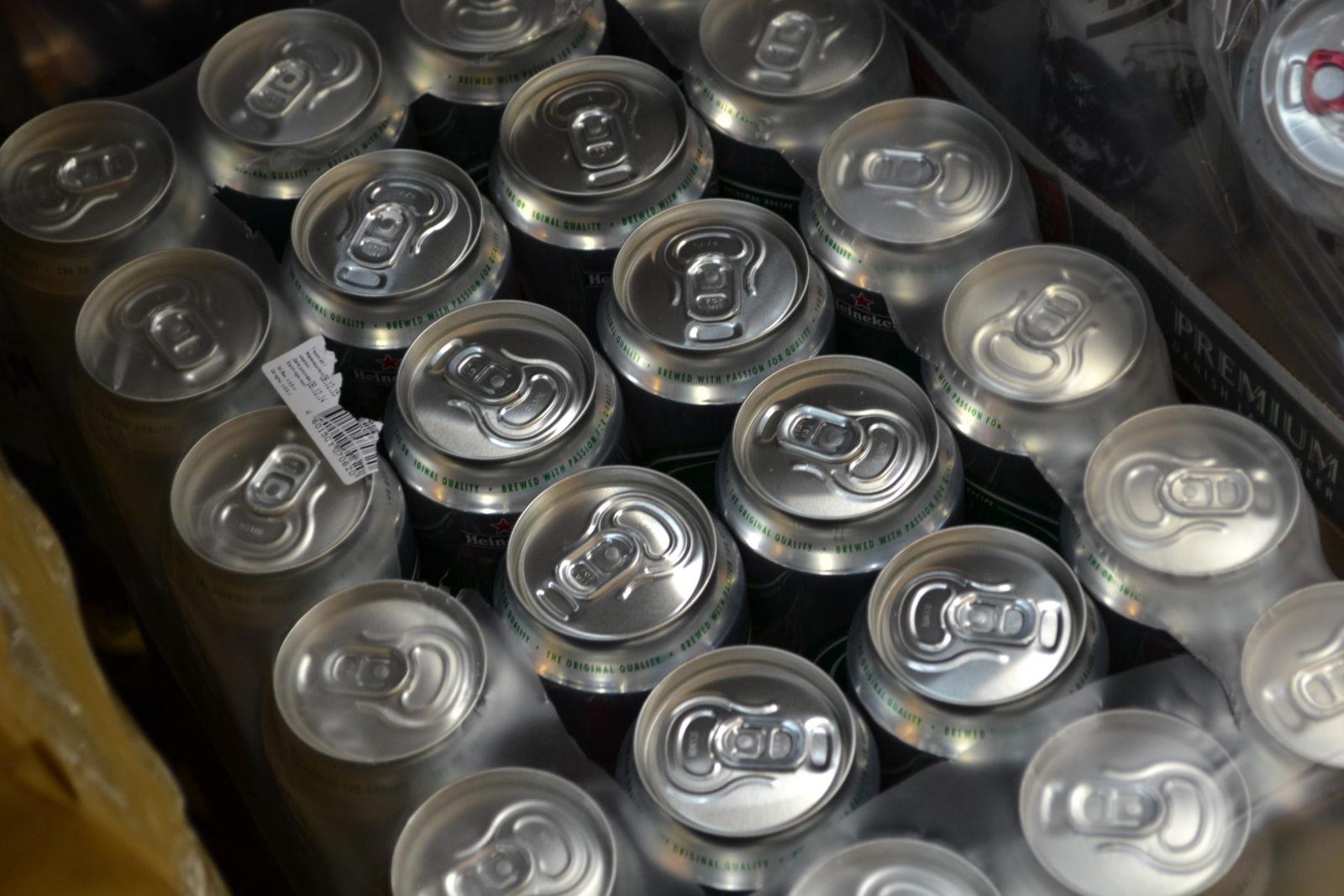 Тверская таможня задержала крупную партию алкоголя из Китая