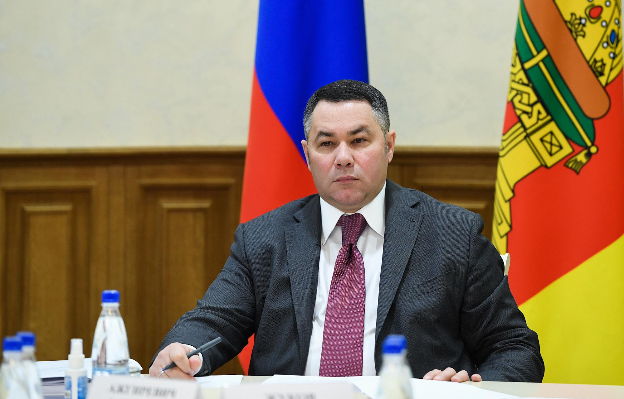 Игорь Руденя: важно, чтобы жители Тверской области соблюдали правила безопасности в период сложившейся эпидемиологической обстановки