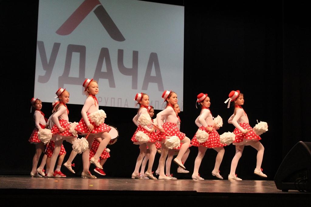 Студия барабанщиц из Тверской области стала участником конкурса «Поймай Удачу»