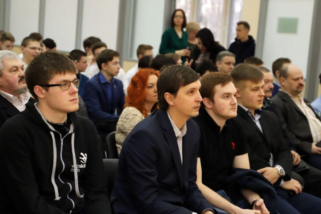 Стали известны победители регионального чемпионата «Молодые профессионалы»