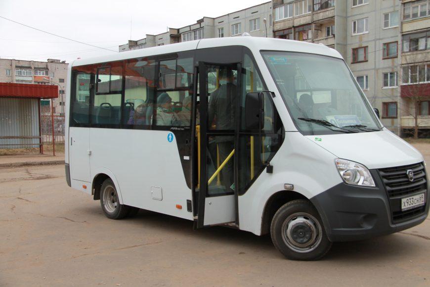 Жительниц Нелидово 8 марта будут возить в общественном транспорте бесплатно