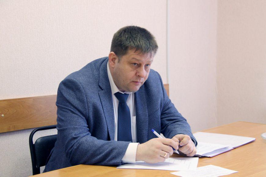 Начальник региональной безопасности посетил Нелидово с рабочим визитом