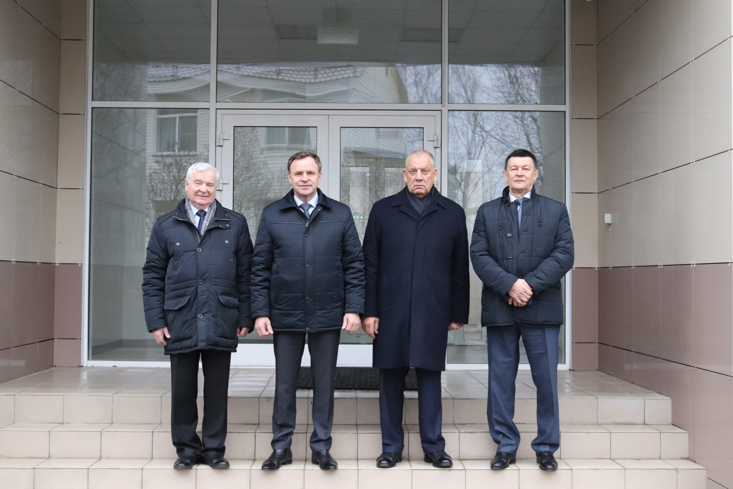 Тверскую межобластную ветлабораторию посетили представители Совета Федерации