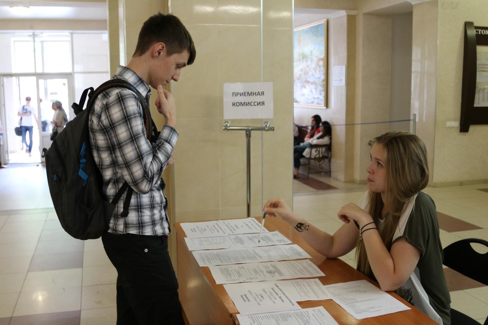В тверских вузах перенесут вступительные экзамены
