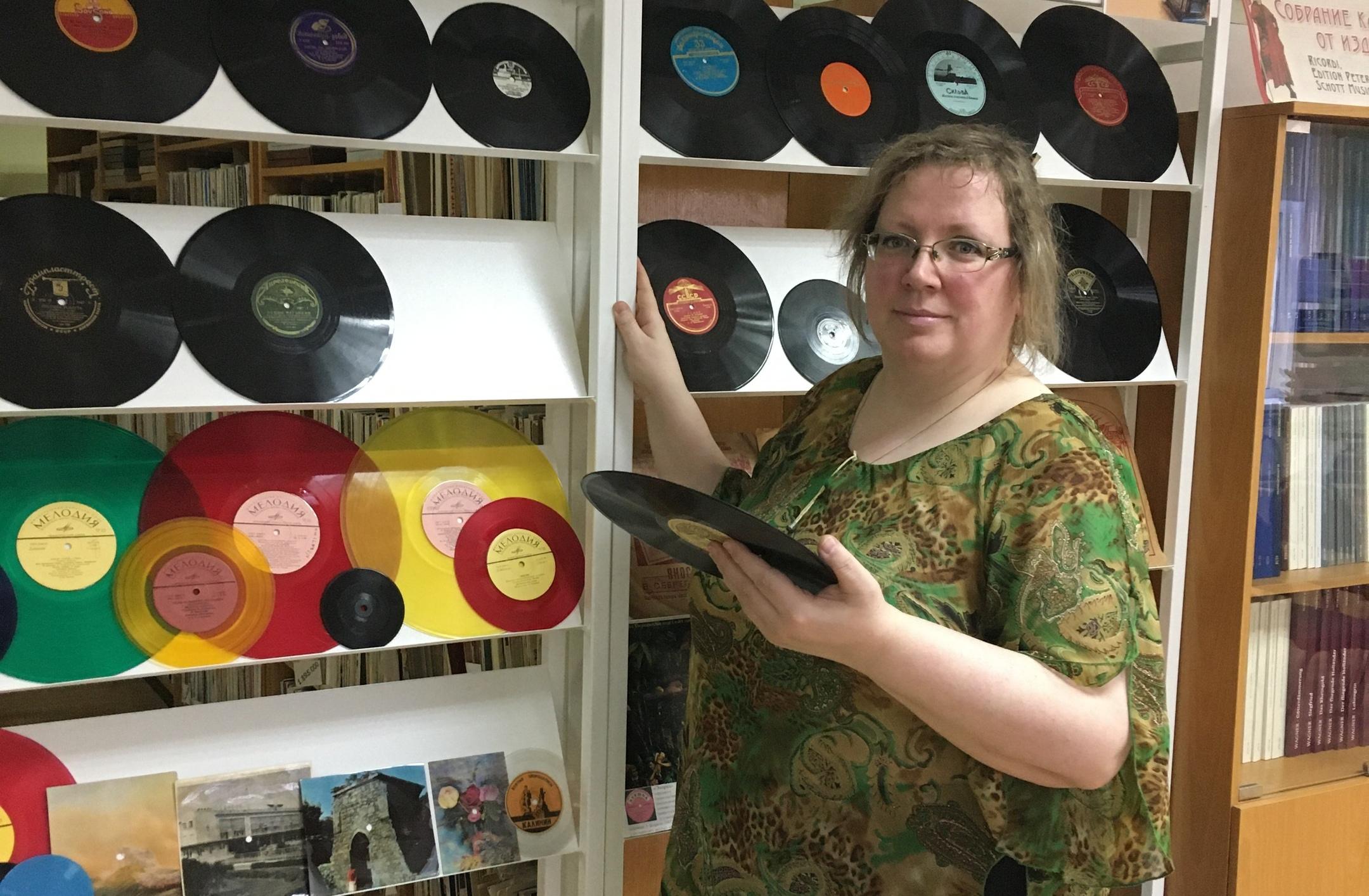 Библиотекари Тверской области заявили о самопрезентации: Ольга Демидова