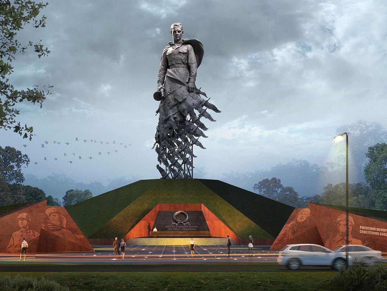 Музей Ржевского мемориала начал приём данных о бойцах, сражавшихся на Ржевско-Вяземском направлении