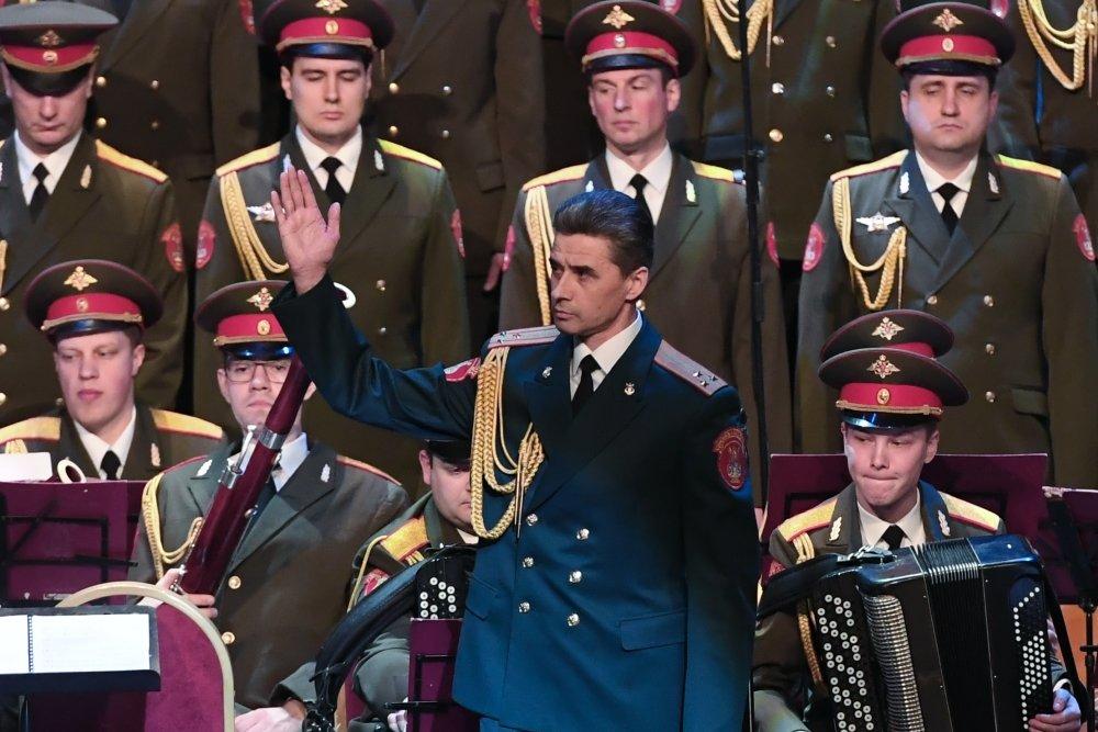 Ансамбль песни и пляски имени Александрова даст концерт в Твери