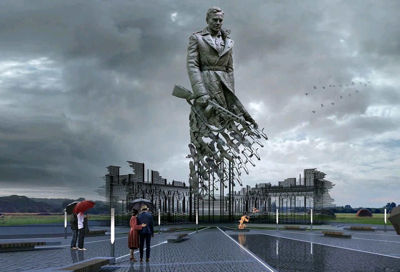 Большой субботник на Ржевском мемориале может посетить Владимир Путин