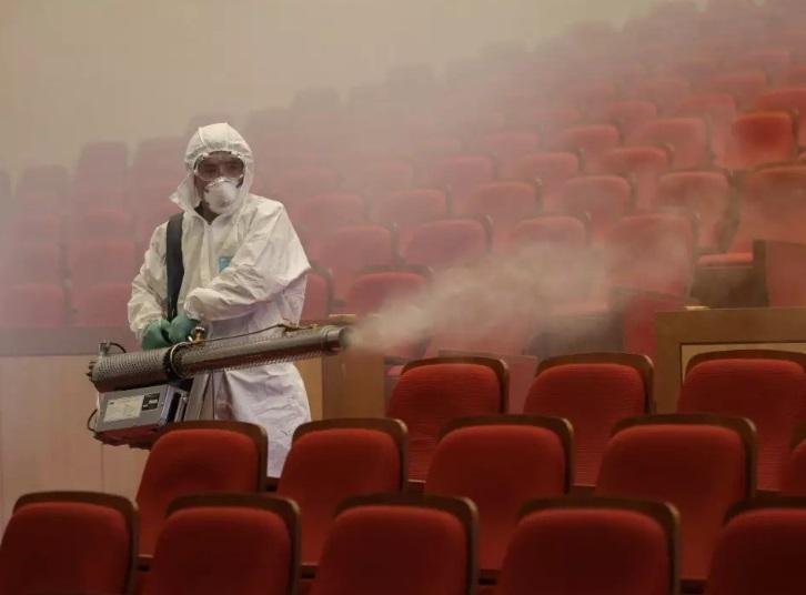 Тверские кинотеатры приняли необходимые меры предосторожности
