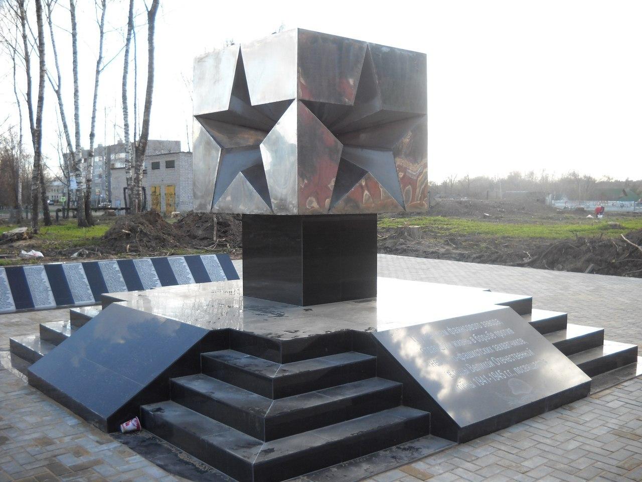 398 памятников героям Великой Отечественной войны оцифруют в Тверской области