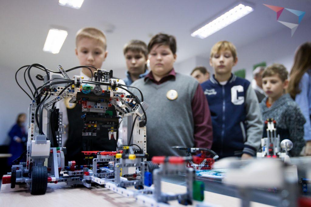 Тверской технопарк организует конкурс для юных программистов