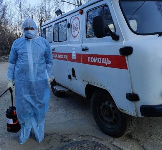 Мужчина, вернувшись из-за границы, самоизолировался в Тверской области