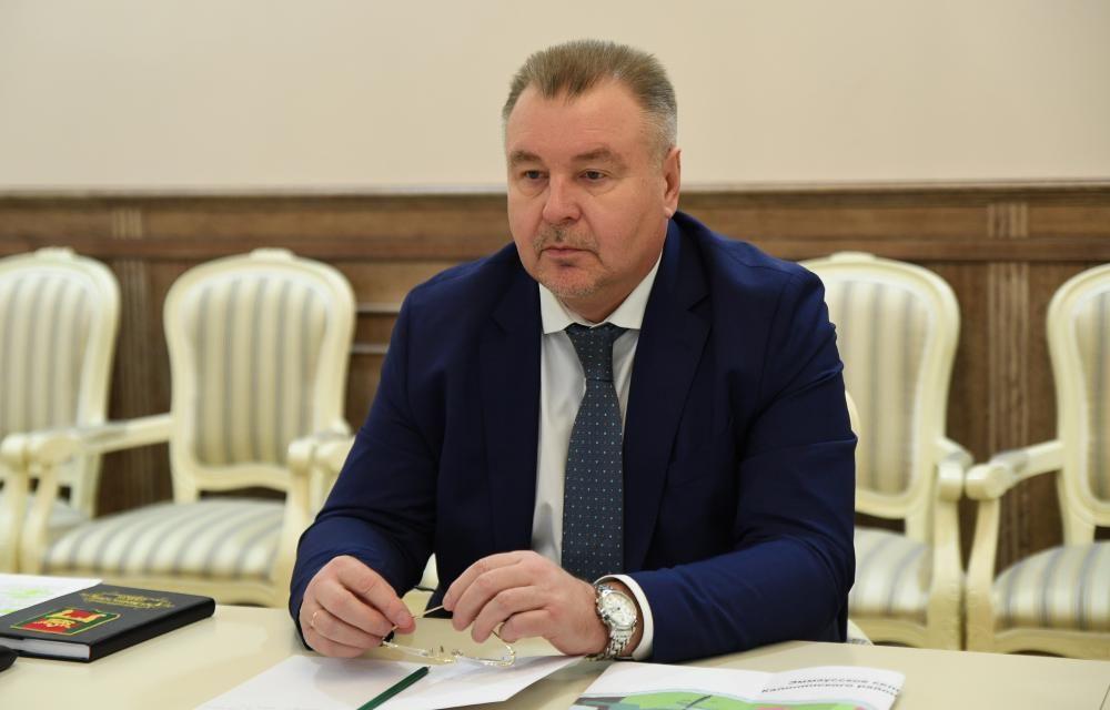 Андрей Зайцев: брошенные земли тормозят развитие сельского хозяйства