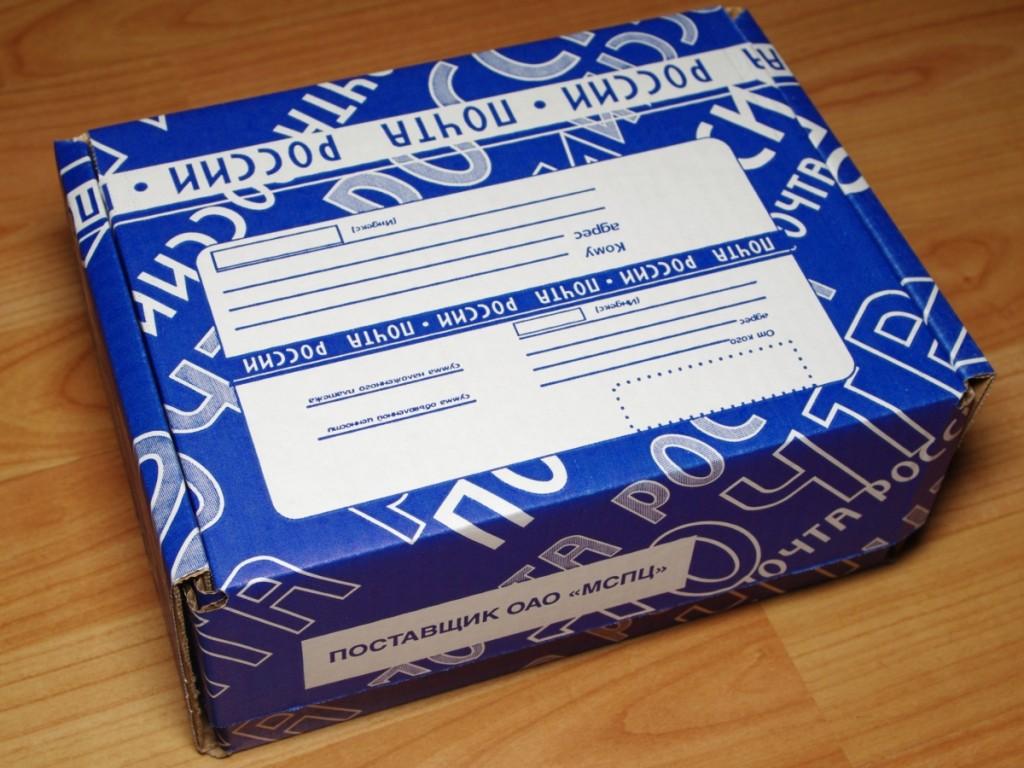 Тверские почтовики принесут посылку домой