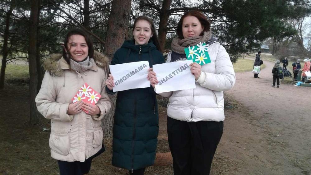 В Тверской области дети поздравили женщин с 8 марта