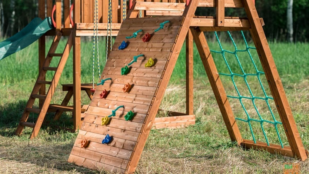 Новая детская площадка появится в Парке Победы в Твери