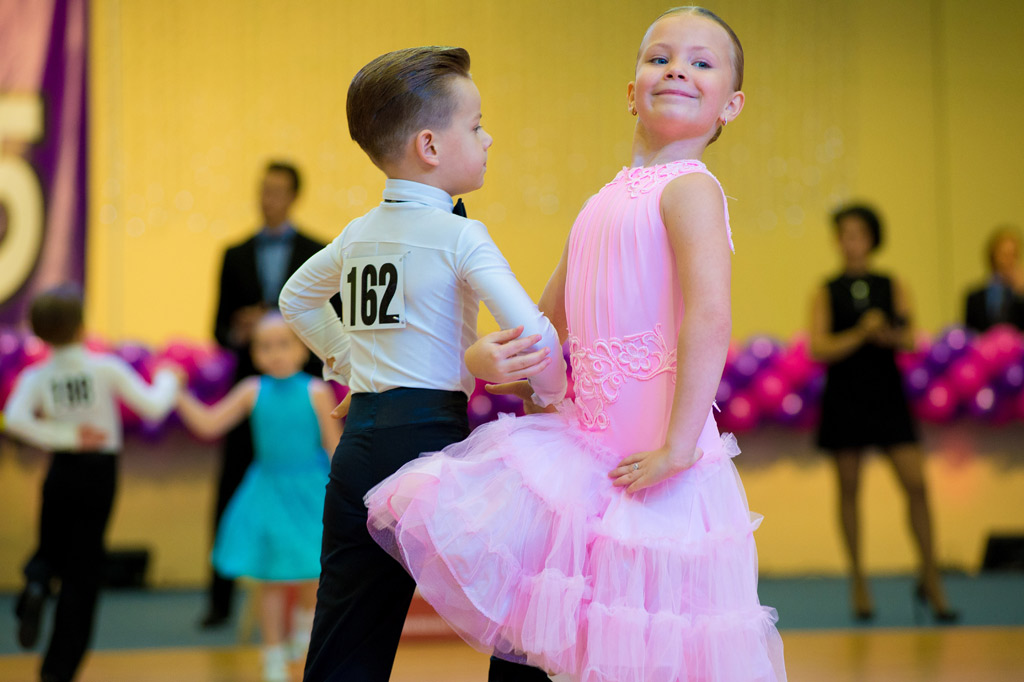 Мастер-класс по бальным танцам пройдет 7 марта в Твери