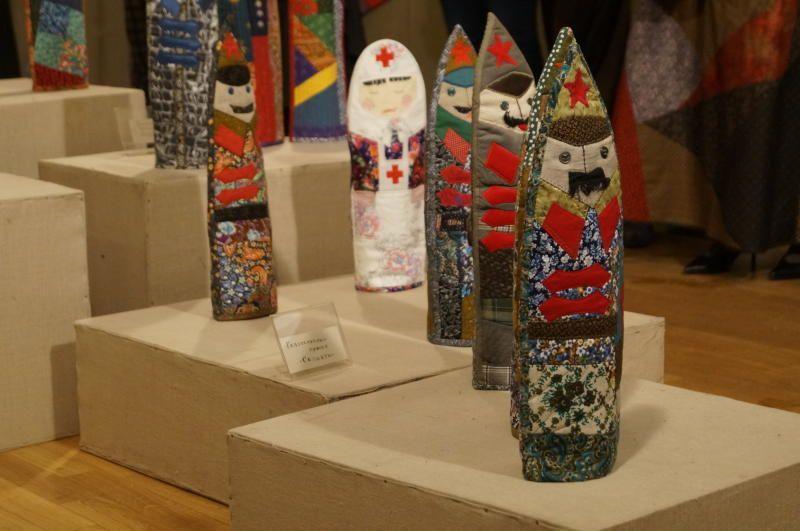 В Твери откроется текстильная выставка, посвященная русской армии
