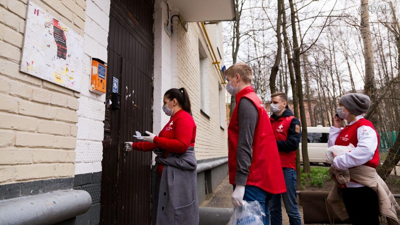 Тверские волонтеры помогут пенсионерам на карантине