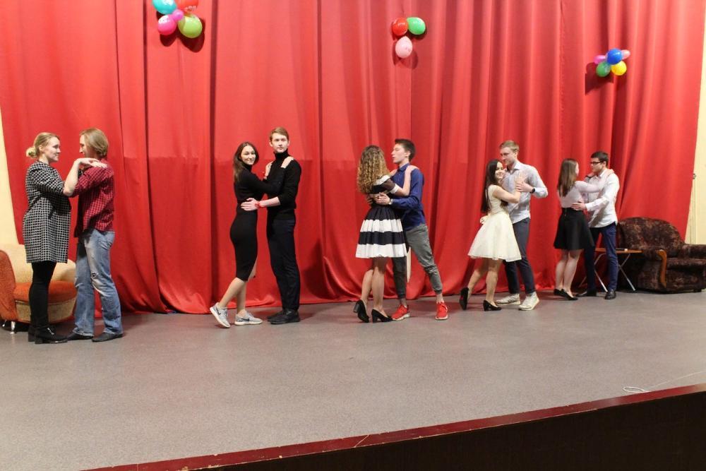 В Конаково прошел конкурс пар «Разные лики любви»