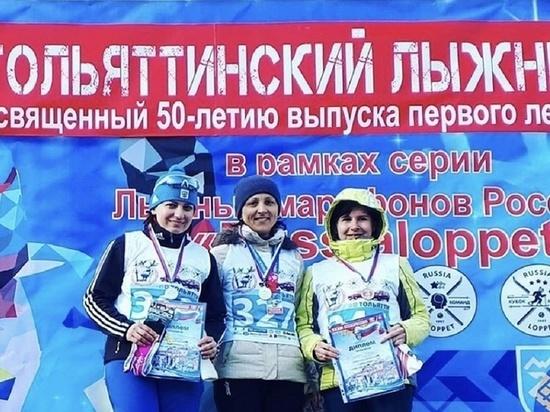 Конаковские лыжники отлично выступили на нескольких соревнованиях