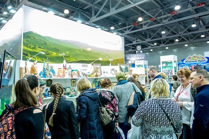 Тверская область  принимает участие XV выставке «Интурмаркет-2020»