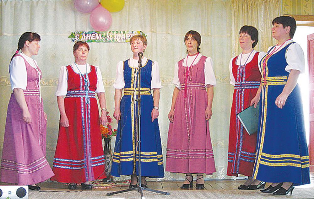 В Жарковском районе поздравили работников культуры