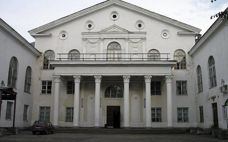 В городе Кимры капитально отремонтируют Дом культуры  40 лет октября
