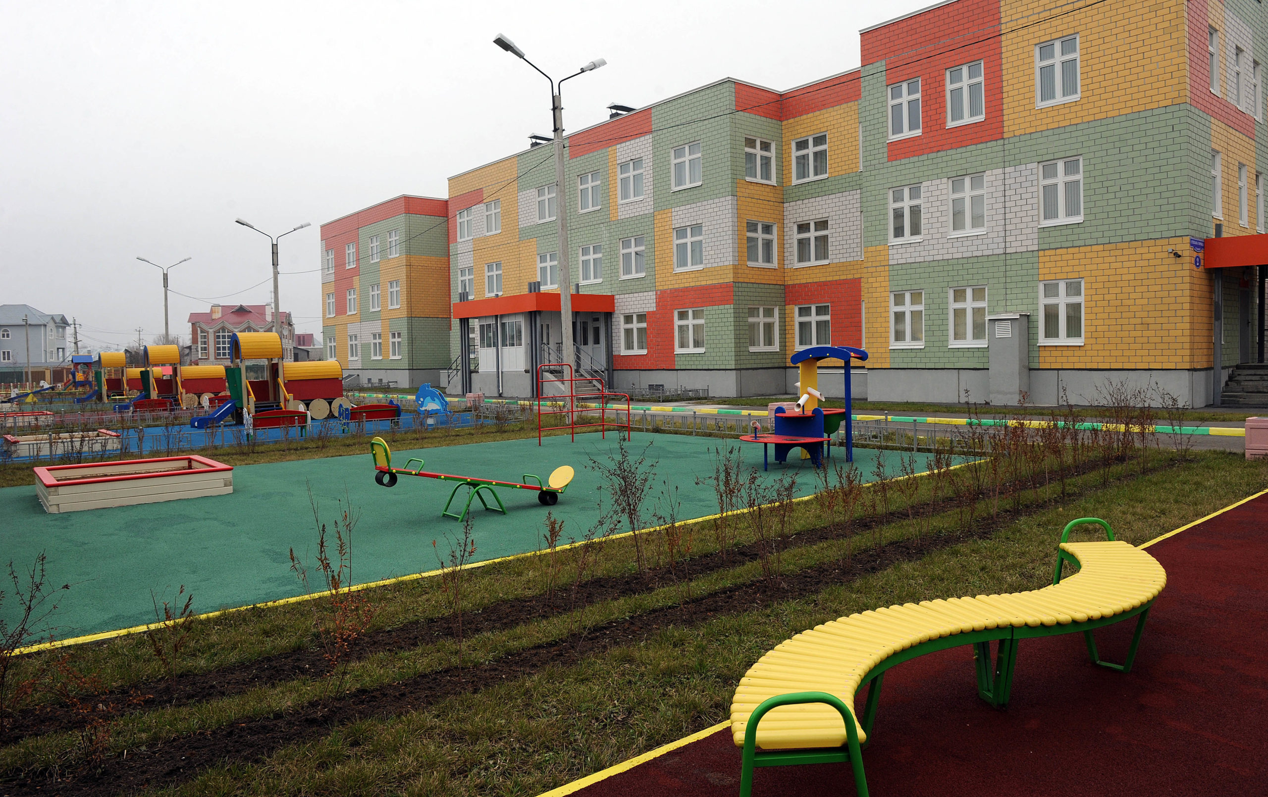 Детские сады Тверской области не будут работать до 6 апреля