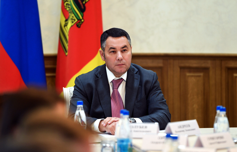 Игорь Руденя отмечен в рейтинге «Губернаторская повестка»