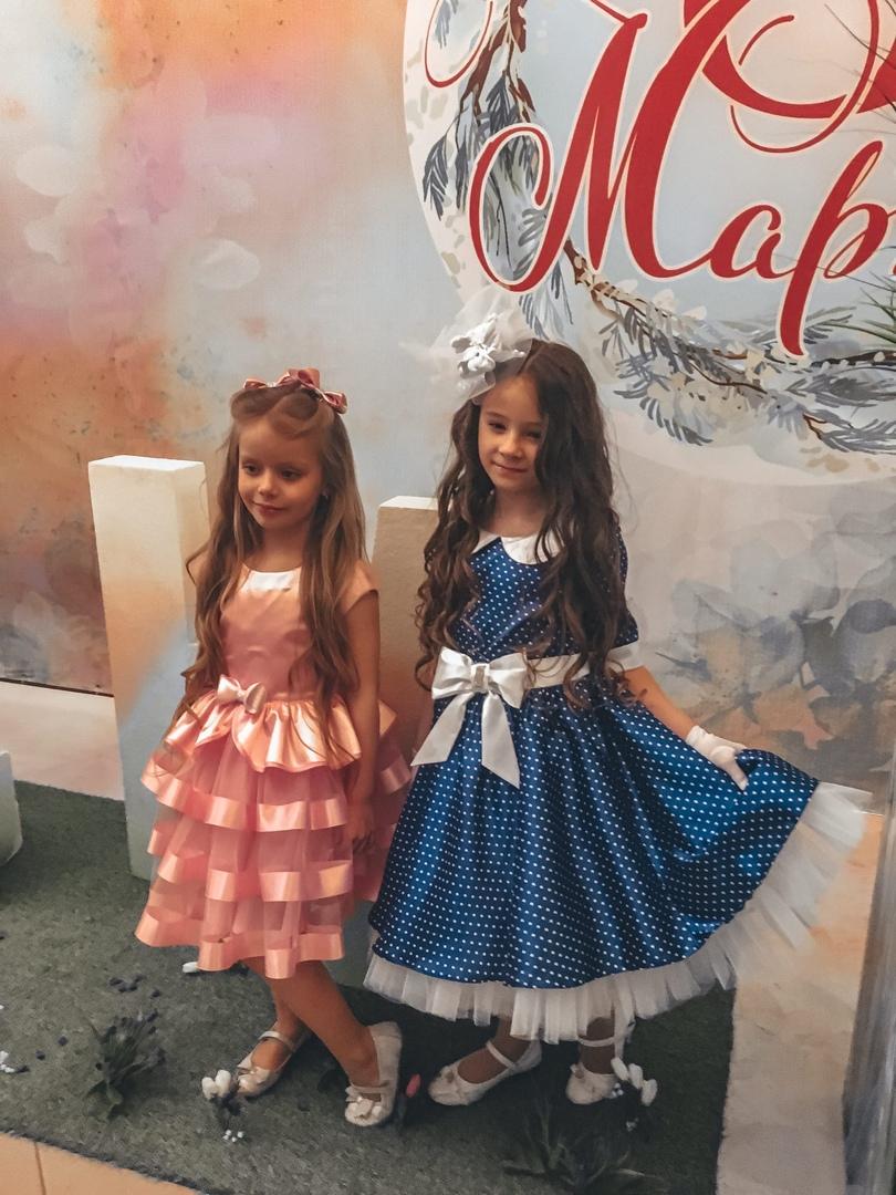Детский конкурс красоты прошел в Твери