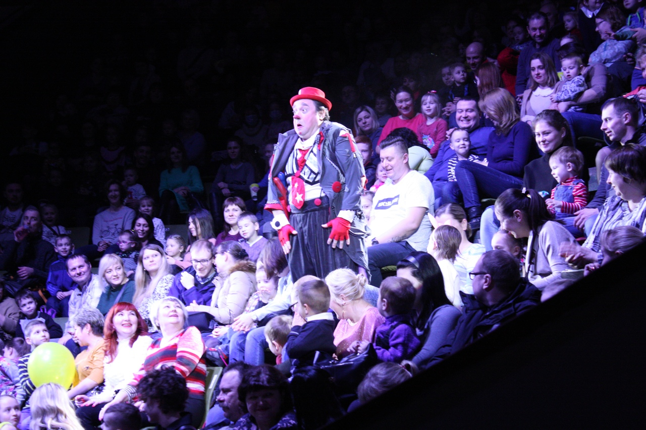 Тверской цирк отменил представления
