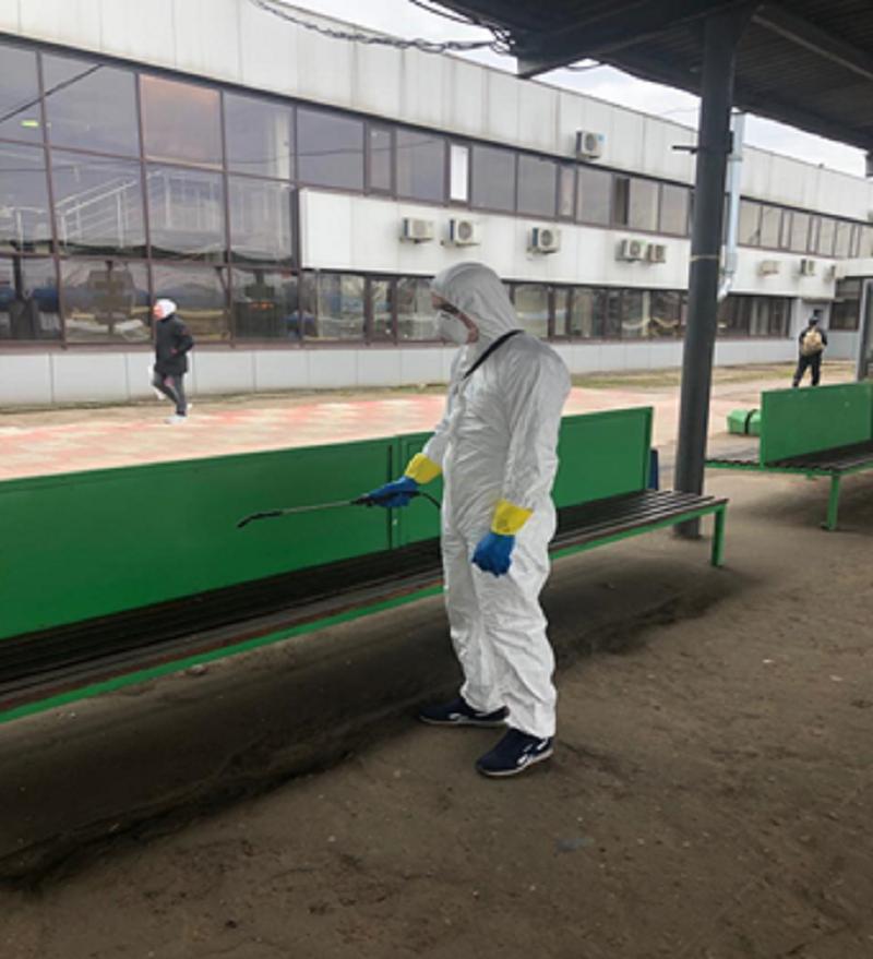 На вокзалах Тверской области из-за коронавируса установили тепловизоры