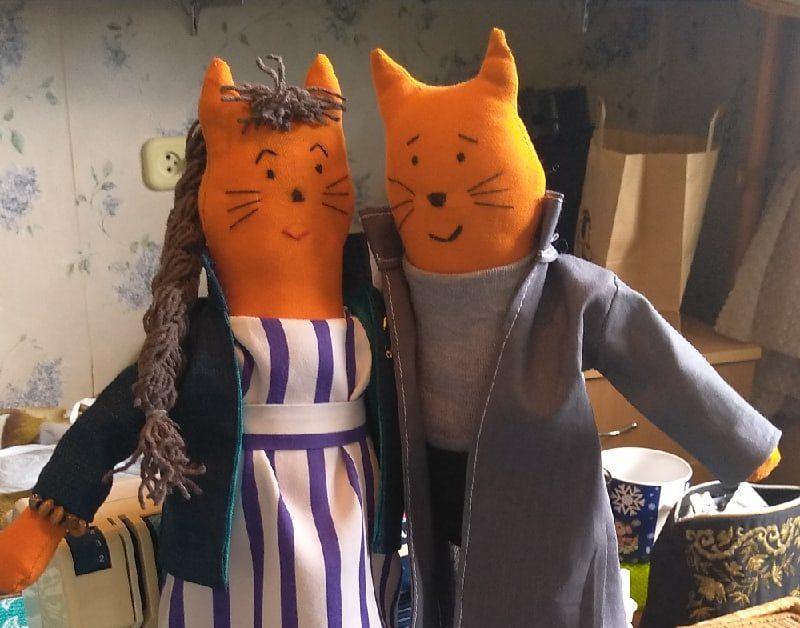 Тревел-блогер кот Борис встретил пушистую подружку Варвару