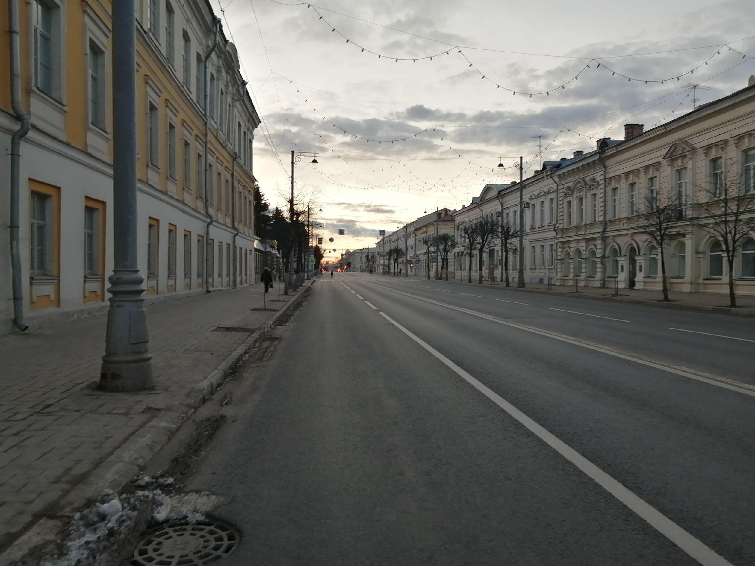 """О предприятиях нарушителях карантина можно сообщать на """"горячую линию"""" в Твери"""