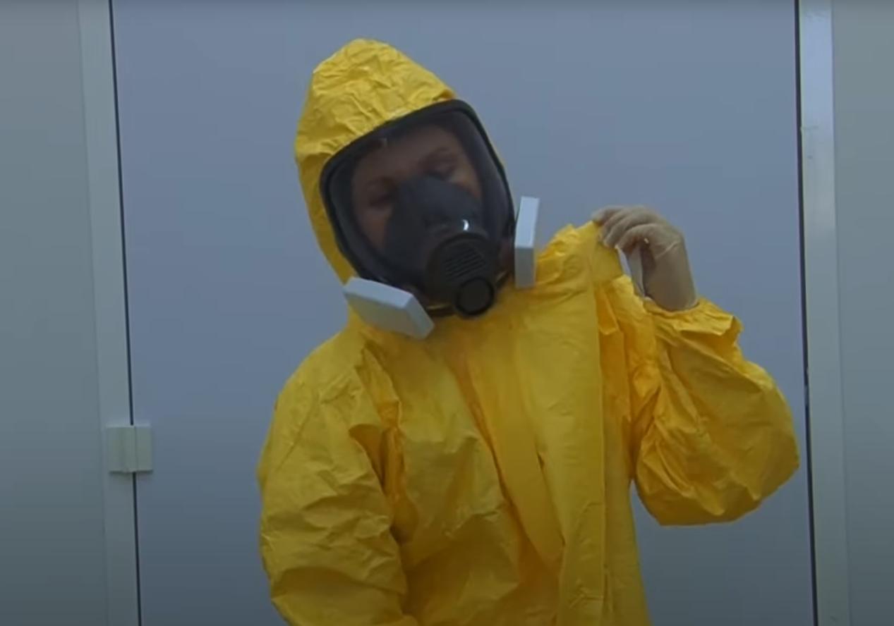 Больницы Тверской области получили средства защиты от коронавируса